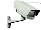 Lilliput's composite video monitors are popular with CCTV cameras