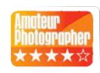 4/5 star review in Amateur Photographer magazine