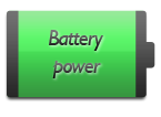 Internal battery