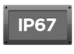 IP67 10 inch monitor